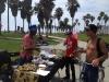 Kentifrican Food at Venice Beach